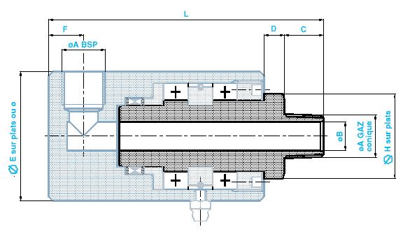 SN10 modèle d'équerre