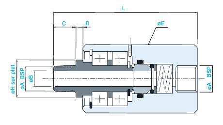 SN20 modèle droit