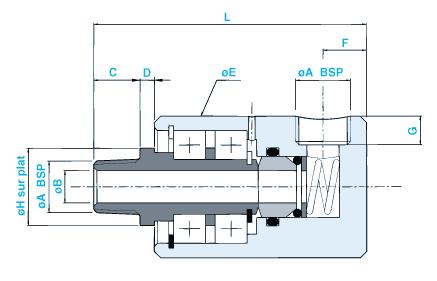 SN20 modèle d'équerre